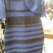Ezért volt tele ma reggel a hírfolyamod egy kék-fekete ruhával