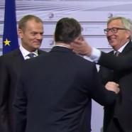 Így pofozta végig Európa vezetőit Juncker