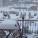 Így havazott tegnap a Gyilkos-tónál