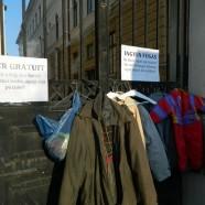 Ha fázol, vigyél el egy kabátot – immár Sepsiszentgyörgyön és Kolozsváron is