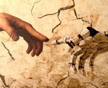Az ember Isten mikrocsipje, avagy hogyan távolít el Jézustól az elektronikus személyi?