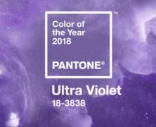 Az év színe a Pantone 18-3838