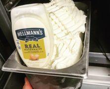 Te megkóstolnád a majonézes fagyit?