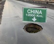 Csíkban megnyílt az út Kína felé, de a kreativitásuk betemette a krátert