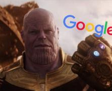 Ha te is a Bosszúállókon pörögsz, akkor a Google meglepetése nagyon fog tetszeni