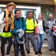 A Kolozsvári Rádió munkatársai pénteken elindultak adománygyűjtő zarándoklatukra