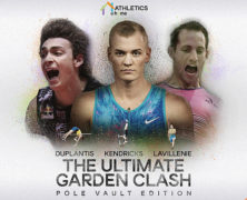 Új szintre emelték a otthoni sportolás fogalmát: világsztárok összecsapása a kertben
