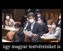 Ne dőljünk be a japán parlamenti képviselők trianoni megemlékezésének!